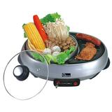OXONE Teppanyaki 4 In 1 Cooker [OX-612] - Steamer